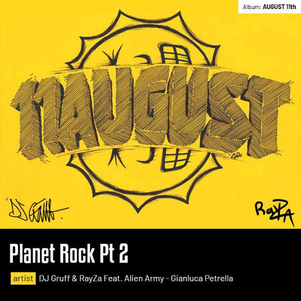 Planet Rock Pt 2