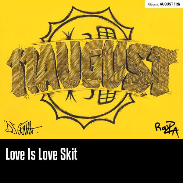 Love Is Love Skit