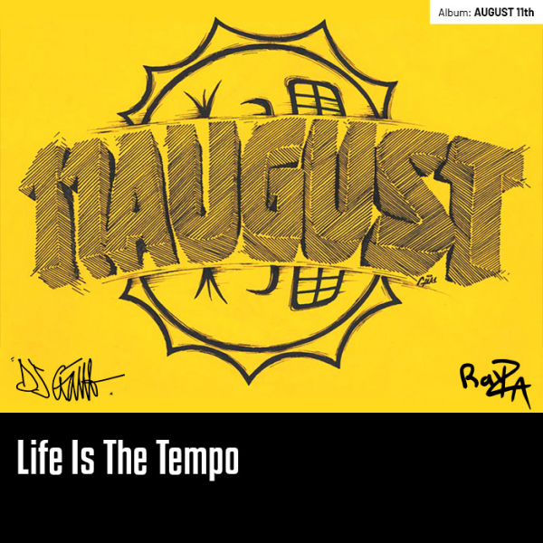 Life Is The Tempo